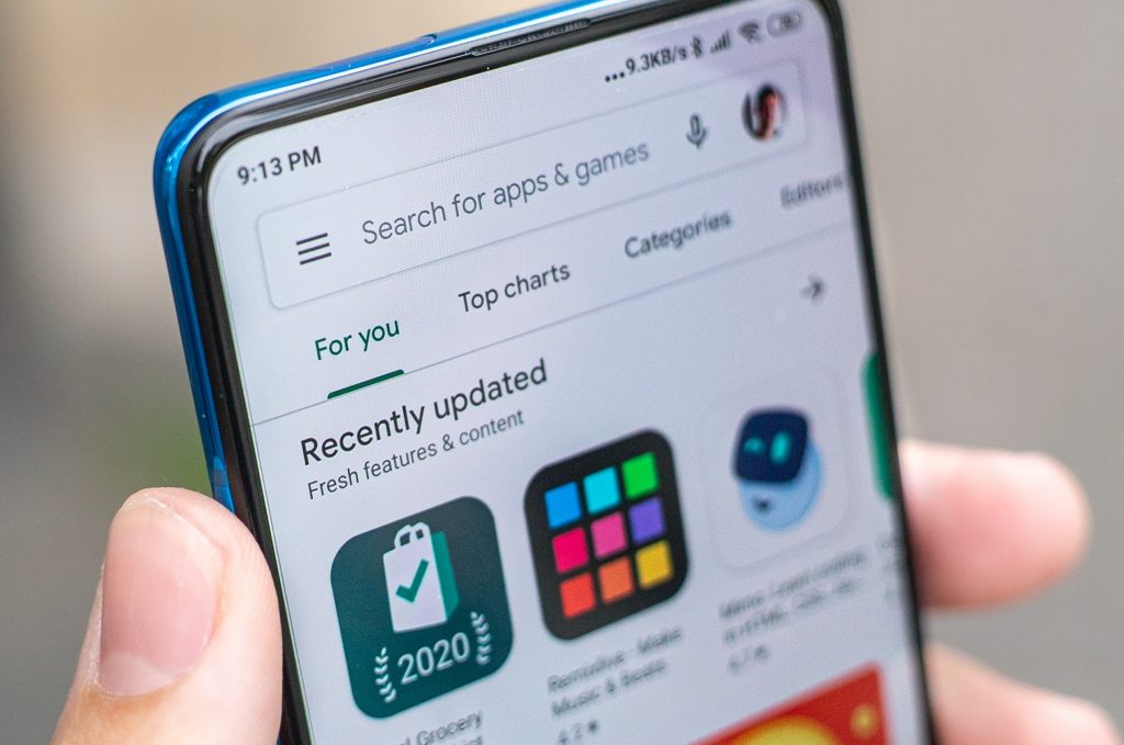 Play Store downloads reached 28.3 billion during the lockout