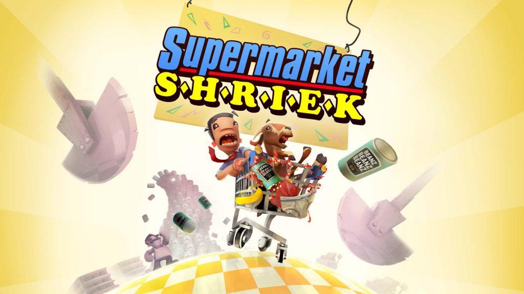 Supermarket Sreek is now Aaaaahhh-vailable on Nintendo Switch
