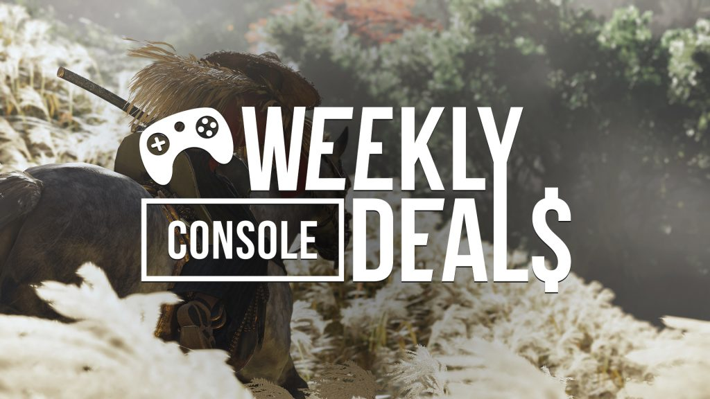 Weekend Console Download Deals for October 9: PS Games of a Generation Second Chance