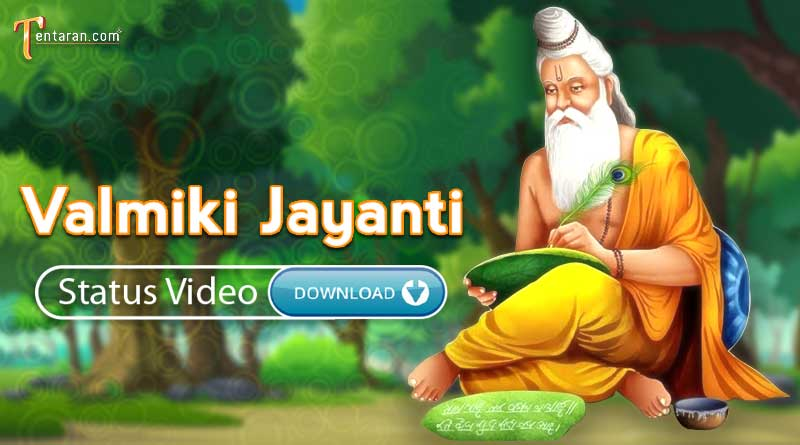 maharishi valmiki jayanti status video download