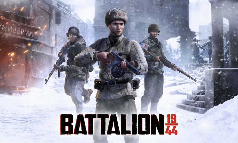Battalion 1944 Game Download Free Full Version