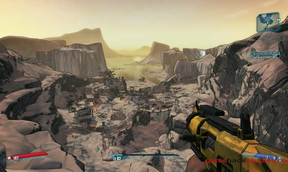 Download the latest version of Borderlands 2 computer game