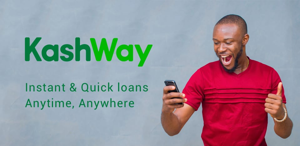 Cashway Credit Application