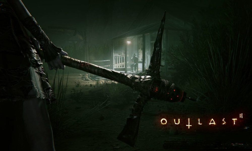 Get Outlast 2 Free Download Latest version of latest computer game