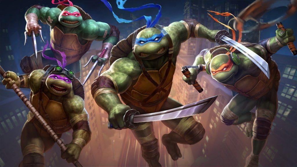 SMITE adds Teenage Mutant Ninja Turtles as playable characters