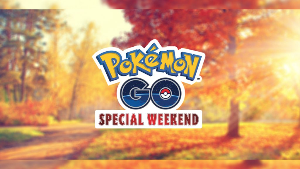 Last chance to get your Pokemon GO special weekend event tickets