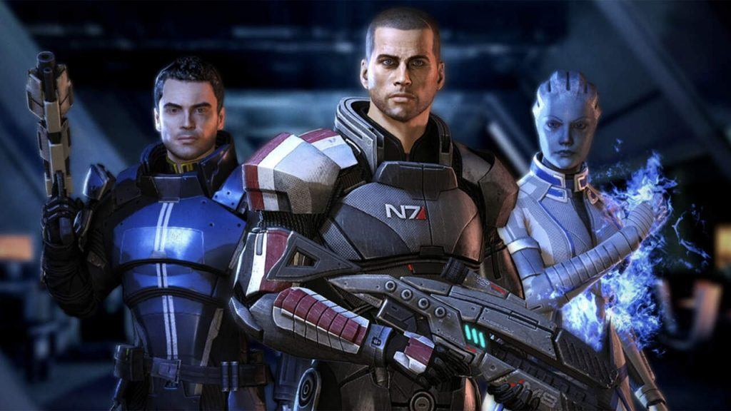 The Legendary version of Mass Effect has not changed at all