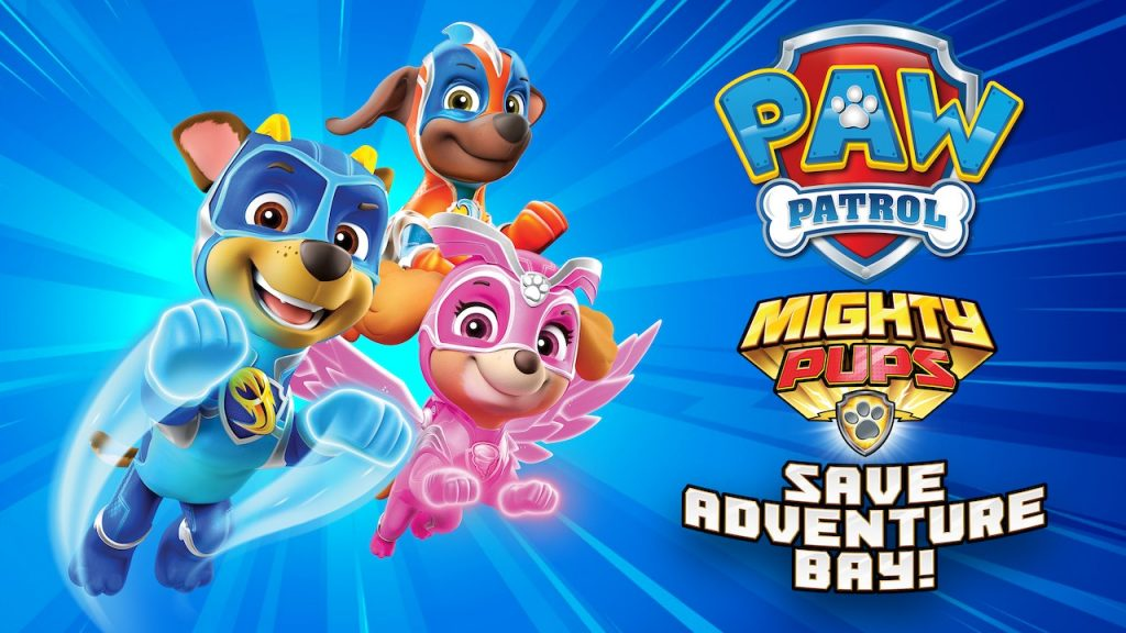 PAW Patrol: Mindy Cubs Save Adventure Bay now available on Nintendo Switch