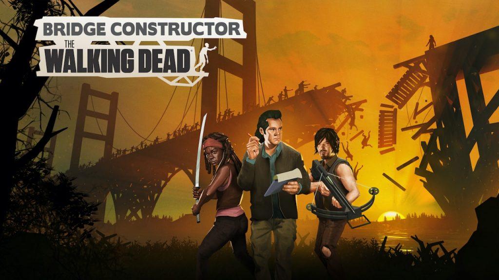 Bridge Builder: The Walking Dead game gets exposure