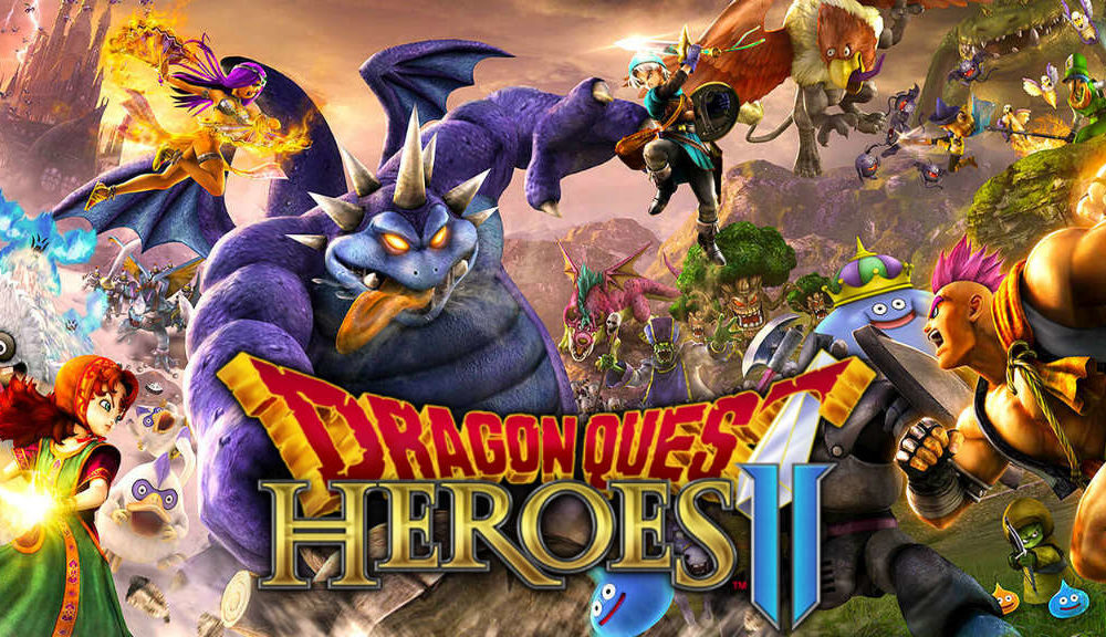 Dragon Quest Heroes II Free Download Full Version
