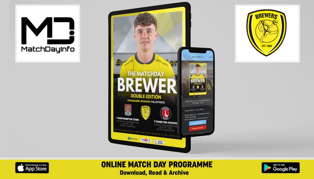 Match Plan |  Buy your Northampton and Charlton version with MatchTinfo - News