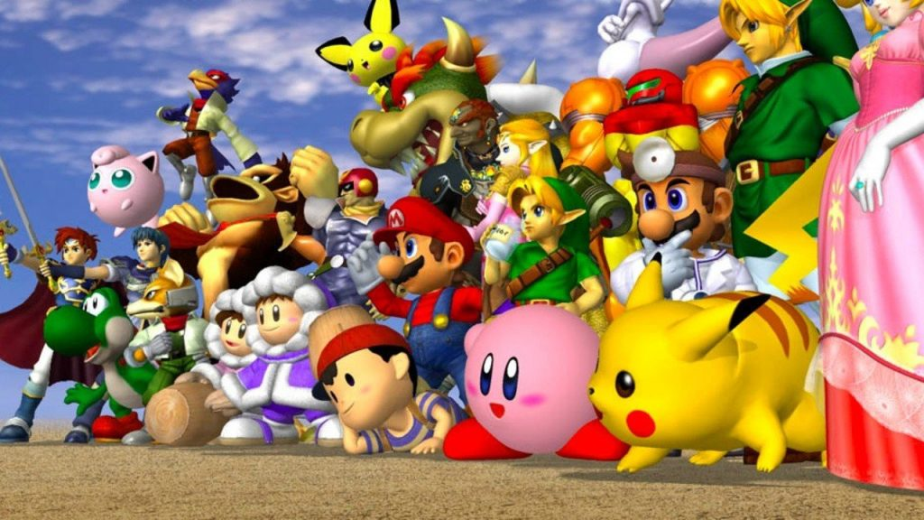 The big house was canceled after Smash Comp stopped and left Nintendo