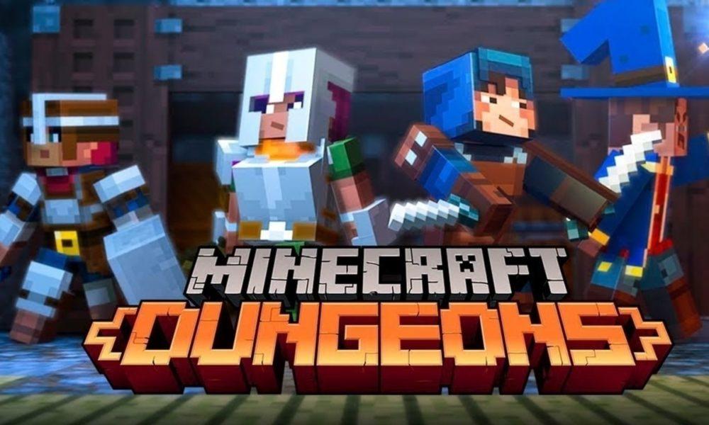 Minecraft Dungeons System Full Update Version Free Download