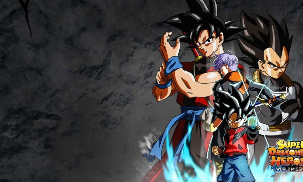Super Dragon Ball Heroes World Mission System Free Download Full Version