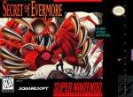 Evermore Secret (SNES)