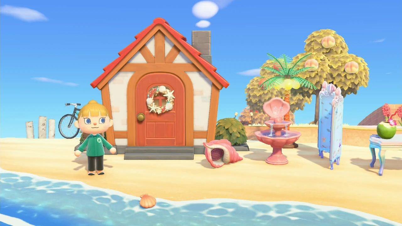 Nintendo Island animal crosses new boundaries