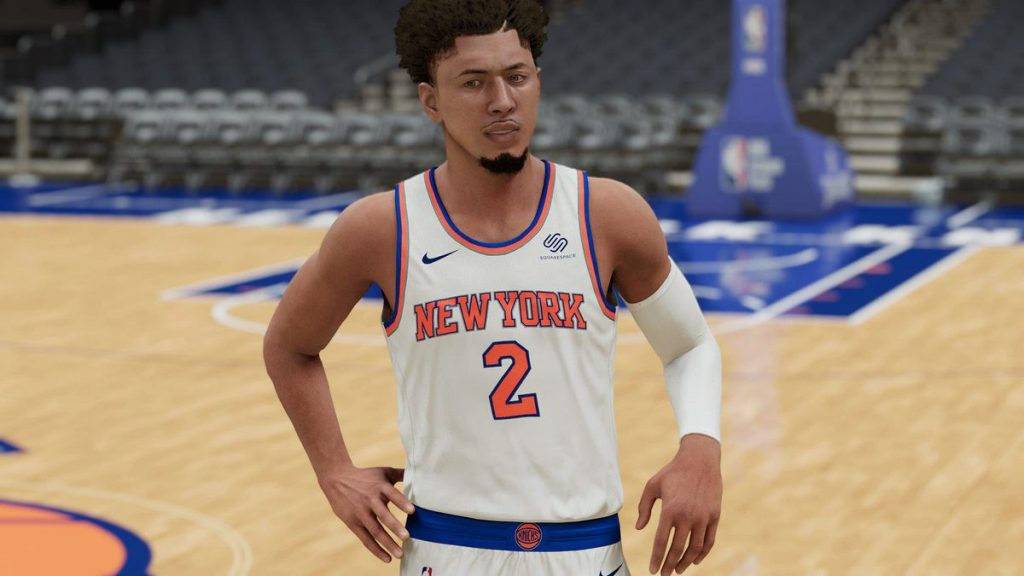 How to download a realistic 2021 draft class on PS5