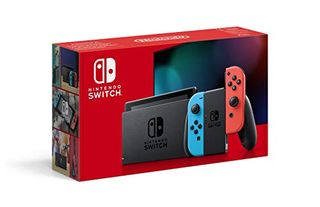 Nintendo Switch (Neon Red / Neon Blue)