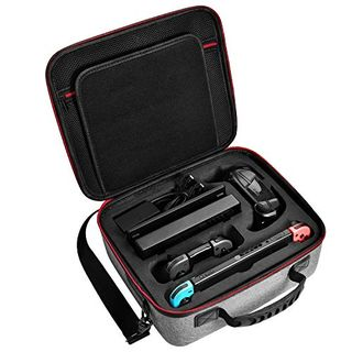 Nintendo Switch Case, Diocal Deluxe Carry Case