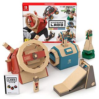 Nintendo Lobo: Vehicle Kit (Nintendo Switch)