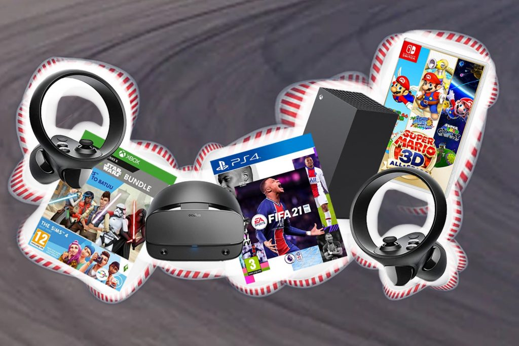 2020 Best Christmas Gaming Gifts for PS4, Nintendo Switch, Xbox One and many more