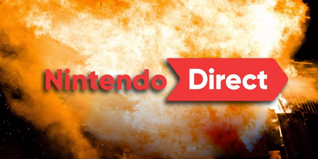 A new Nintendo live May 2020 with a boom