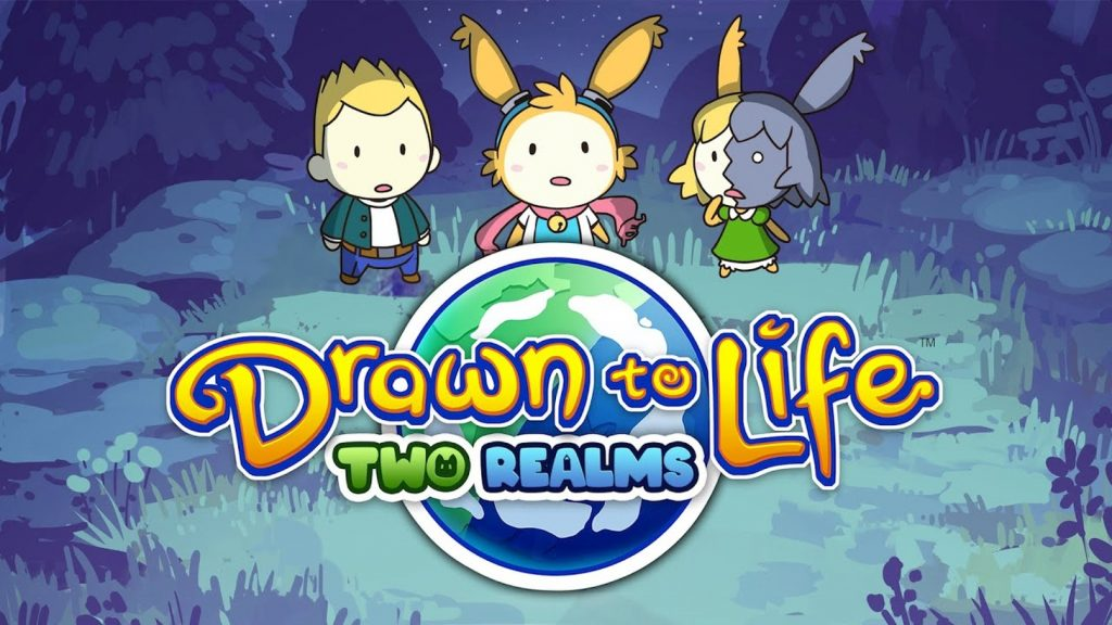 Drawn to Life: Two Realms Launches On PC, Nintendo Switch, and Mobile This December