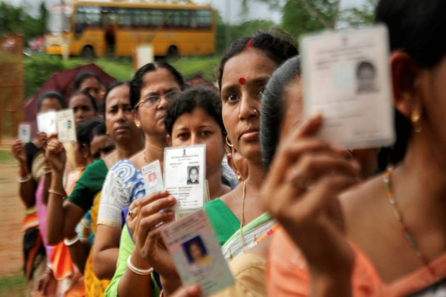 How to download colored voter ID card