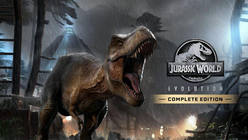 Jurassic World Evolution: Complete Edition