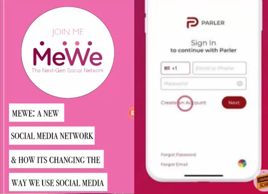 MeWe vs Parler: Why are free speech apps promoting this 2020? How to fix app download did not work