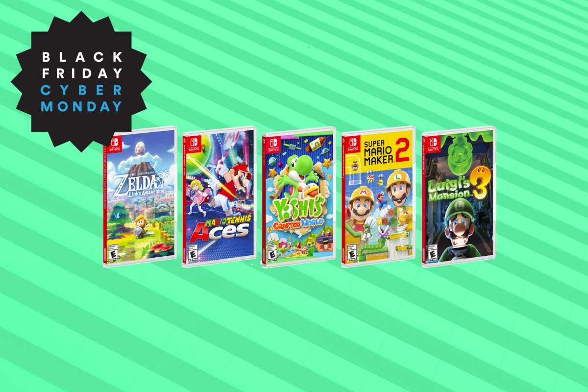 Discount 30 off Nintendo Switch games
