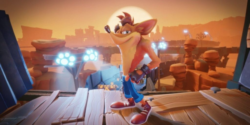 Rumor: Crash Bandicoot 4 leaked for Nintendo Switch
