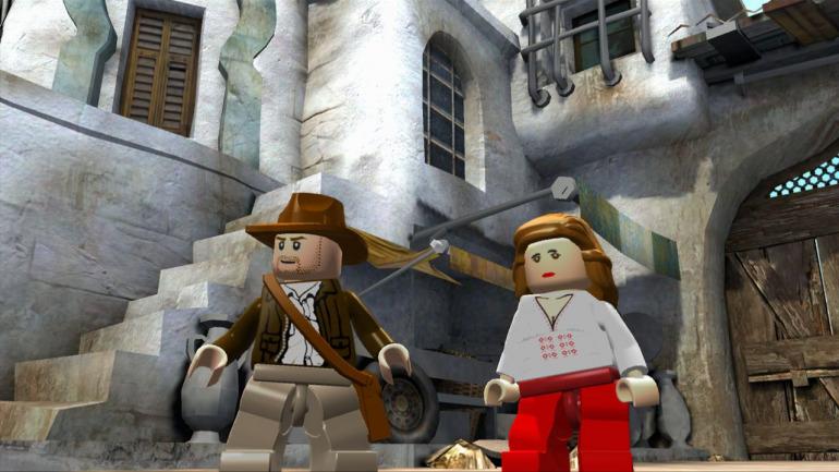 Lego Indiana Jones: Video Game