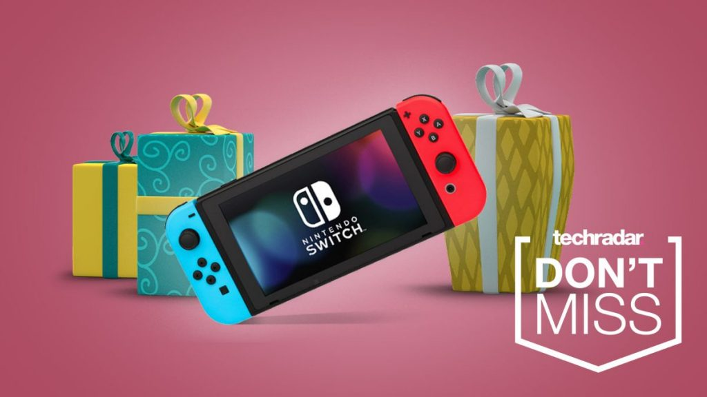 This free Nintendo Switch Plus phone deal is a real test that goes into cyber Monday