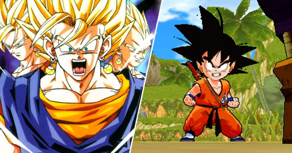 Top 10 Dragon Ball Games on Nintendo Consoles Ranked