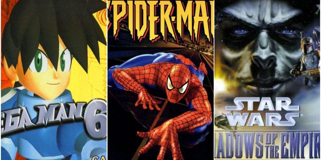 Top 10 Nintendo 64 Games for Marvel Fans