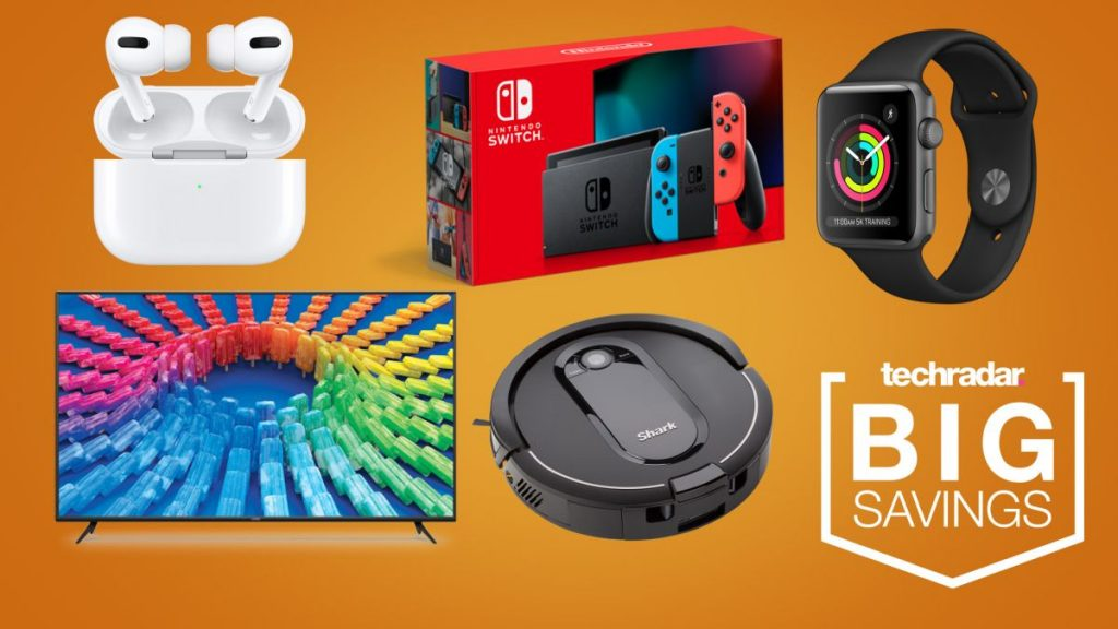 Walmart Black Friday Deals Live: 4K TVs, Airboat Pro, Fitbit, Instant Pod, and more