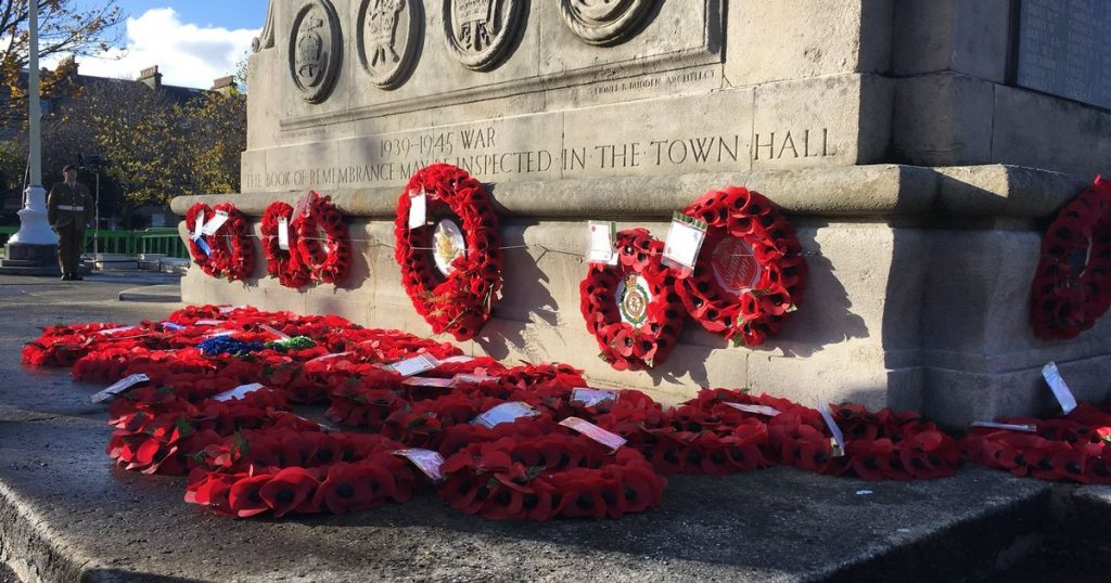 We will remember them: Download your poppy poster to mark Memorial Day