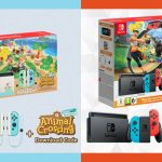 Europe's Nintendo Adds New Animal Ocean: New Horizons and Ring Fit Achievement Nintendo Holiday Switch Bundles