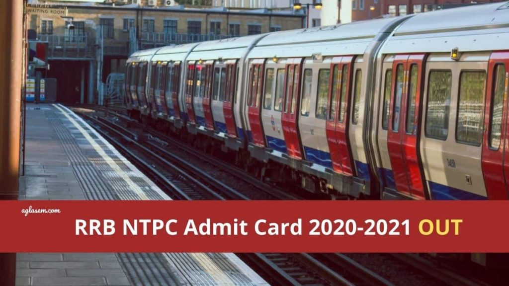 RRB NTPC Admit Card 2020-2021 out!  Link to download email invitation letter on RRB websites - Full details