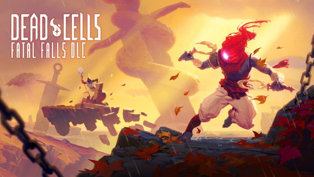 Dead cells release the second largest DLC expansion 'dangerous waterfall'