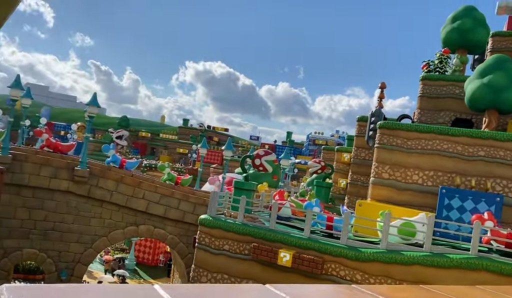 New place for amusement park!