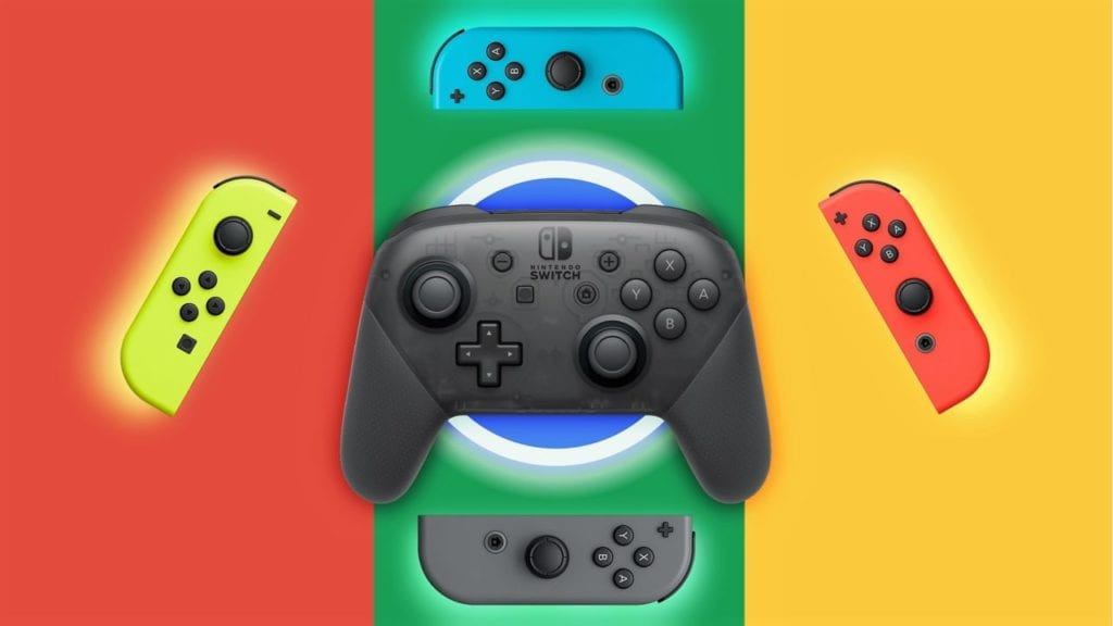 Nintendo Switch now sends data to Google (unless you turn it off)