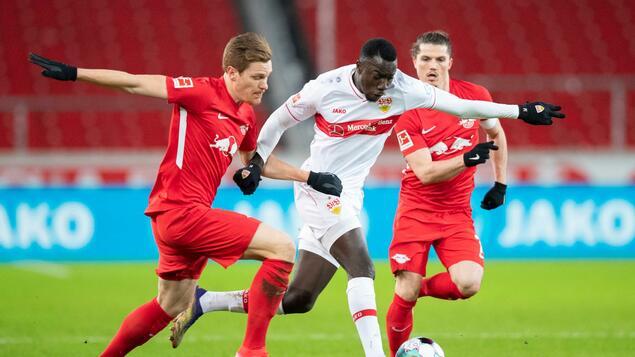 14th day of the Bundesliga: Stuttgart - Leipzig win 1-0 at Sport