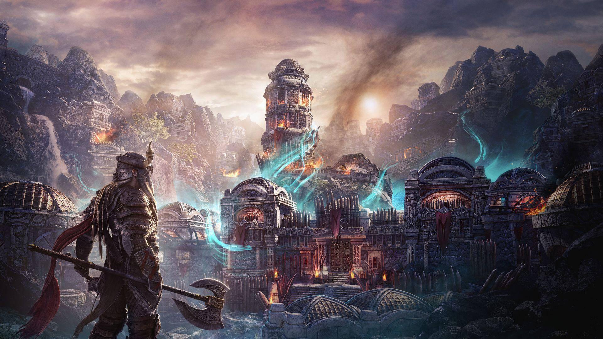 The Elder Scrolls Online: Marcard