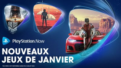 Now the PlayStation: January 2021 games are out