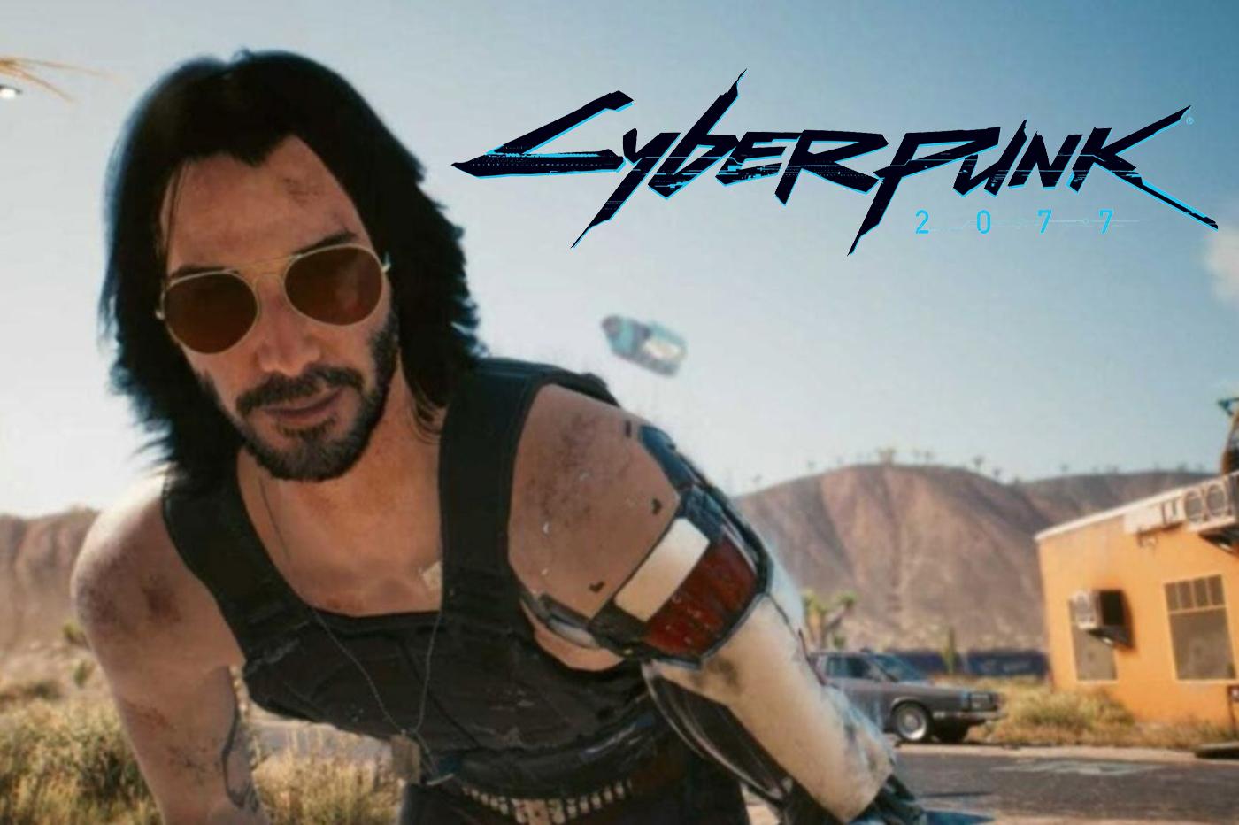 Cyberpunk 2077 Player Drop
