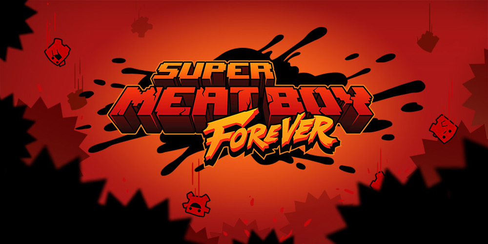 Super Meat Boy Forever - Switch - ntower