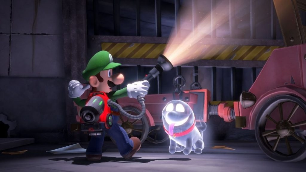 Studio builds Luigi's Mansion 3, Nextndo gets next-level games