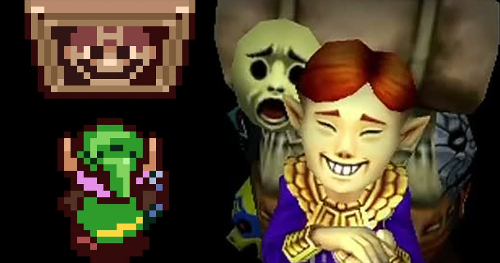 15 Best Nintendo Notes Found in Other Video Games